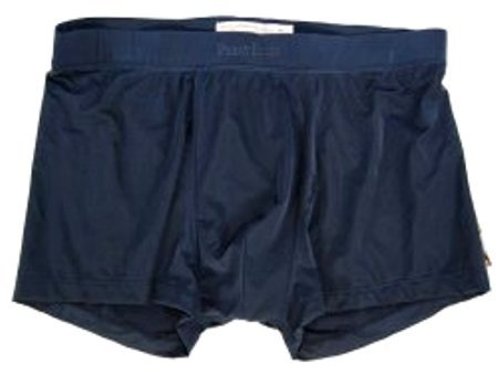 A0105 PERRY ELLIS PORTFOLIO TECHNO-STRETCH TRUNK 165000, NAVY SIZE EXTRA LARGE