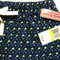 A0532 Vineyard Vines Lounge Pant CLUB & FLAGS 1LM8006 NAVY SIZE LARGE