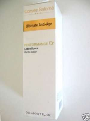 S0173 Coryse Salome ANTI-AGE GENTLE LOTION 200ml FRANCE, 6.7 FL.OZ.(200ml)