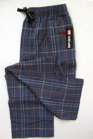 A0341 ecko unltd Men's Autumn Plaid Lounge Pant BEDFORD SIZE Large