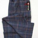 A0341 ecko unltd Men's Autumn Plaid Lounge Pant BEDFORD SIZE Medium