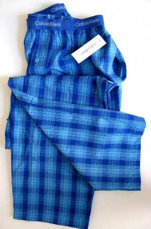 A0184 CK Calvin Klein Men's Woven Lounge Pant U7010D - E05 SIZE SMALL
