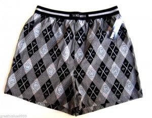 A0330 ECKO UNLTD Men's Pattern Knit Boxer 001 Lafay SIZE S