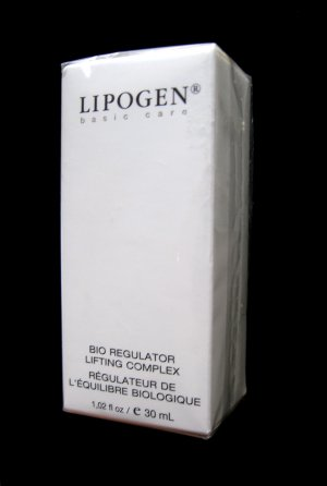 S30 LIPOGEN Basic Care Anti-Aging Bio Regulator Lifting Complex GERMANY 30ml