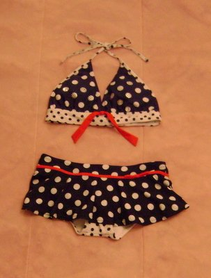 NEW GIRLS LIMITED TOO SWIMSUIT SIZE 16