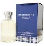 WEEKEND 3.4 OZ EDT SPRAY FOR MEN BY BURBERRY