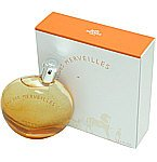 EAU DES MERVEILLES 3.3 OZ EDT SPRAY FOR WOMEN BY HERMES