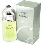 PASHA DE CARTIER 1.6 OZ EDT SPRAY FOR MEN BY CARTIER