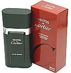 SANTOS DE CARTIER 3.3 OZ EDT SPRAY FOR MEN BY CARTIER