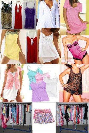 Assorted Victoria Secret Intimates Wholesale Lot