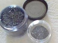 ** M.A.C. PRO GLITTER BRILLANTS **  GREY