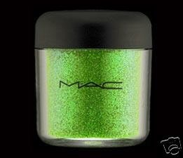 Macs pro glitter brillants CRYSTALIZED LIME WOW sample sz
