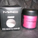mac ACCENT RED W0W``` SAMPLE SZ