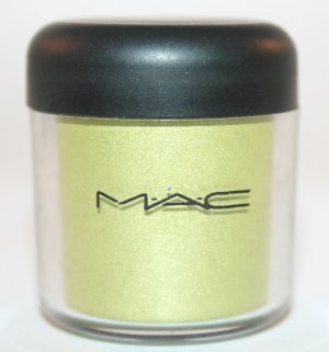 MAC Chartreuse sample sz