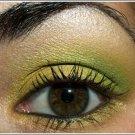 mac pro pigment matte  TRU CHARTREUSE