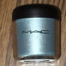 mac pigment AZREAL BLUE  sample