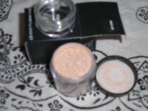 mac pigment FAIRY LIGHT sample 1/4 tsp