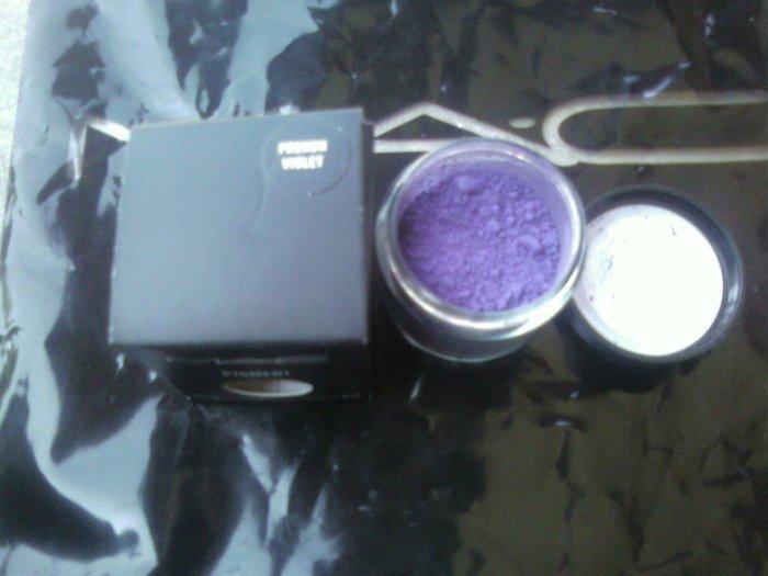 mac pro pigment FRENCH VIOLET   matte.. sample it