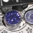 mac pro glitter brillants  PURPLE sample sz