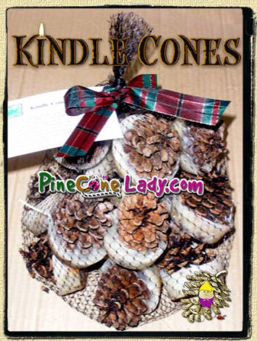 Kindle Cones - 18 Count