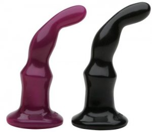 ProTouch Vibrating Silicone Plugs