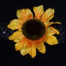 Sunflower Nylon Headband
