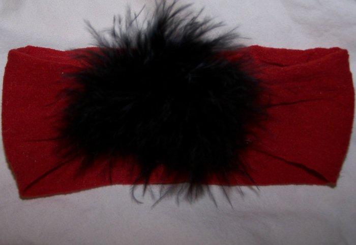 Black Maribou