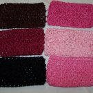 """3"""" Crochet Headbands"""