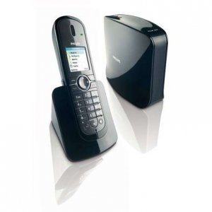 Philips VOIP841 PC-Free DECT 6.0 Wireless IP Phone- Used