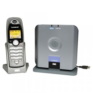 Linksys CIT300  Dual-Mode Internet Telephony Kit Skype VOIP,  XP only UK Model