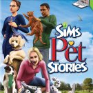 The Sims Pet Stories PC DVD