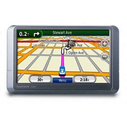Garmin nüvi 255W Automobile Navigator - 010-00718-20