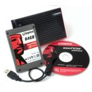Kingston 64GB SSDNow V Series Drive, Notebook Bundle - SNV125-S2BN/64GB
