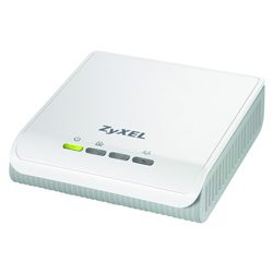 Zyxel PLA-400 Powerline Ethernet Adapter - PLA-400V2