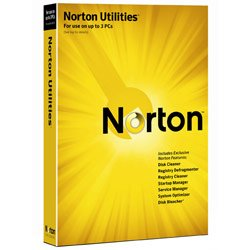 Norton Utilities V14.5  IU 3PC- 20088358  Retail CD and Prod key only