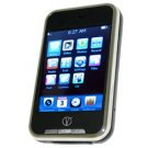 V-Touch 8GB MP3/MP4 - 2MP Camera Visual Land V-Touch 8 GB  - VL-875-8GB-BLK  SaveZone.org