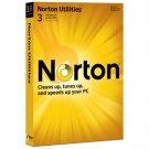 Norton Utilities 15.0 1-User/3PCs retail sealed CD Prod key only(no box)