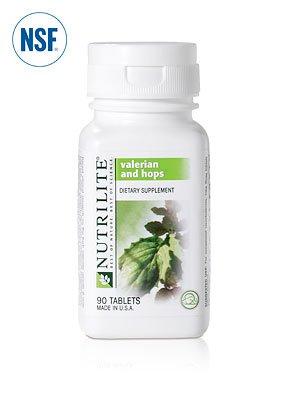 NUTRILITE® Valerian and Hops - 90 Count
