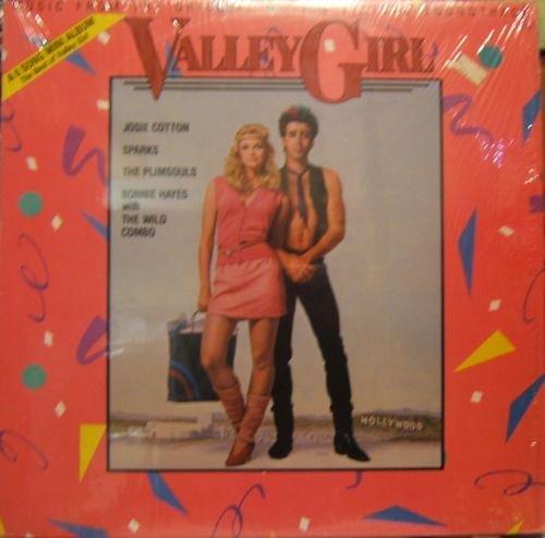 Valley Girl Soundtrack Rare Vinyl Lp