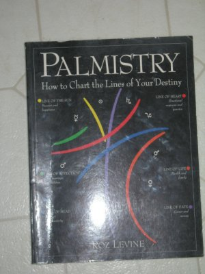 Palmistry-How To Chart the Lines of Your Destiny