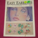 'Easy Earrings' 24 Page Book
