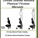 3 Military Fitness Manuals on CD