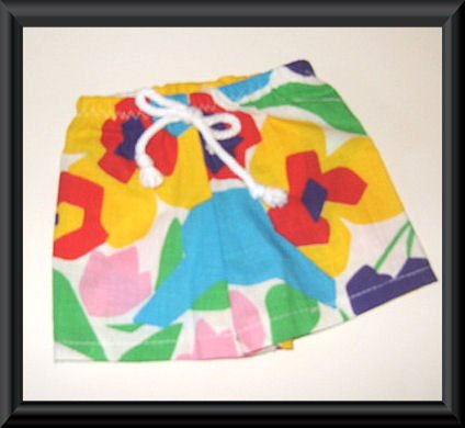 New Doll Clothing - Summer Shorts for American Girl Doll