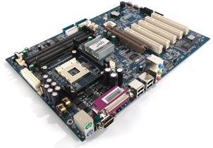 Qdi Sis 648fx P4 3.06ghz 478 Motherboard W Spdif