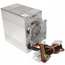 Aluminum 500 Watt Dual Fan Atx Power Supply P4 & Xp
