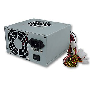 480 Watt Dual Fan Atx Power Supply P4 & Xp