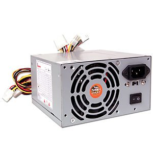 True 350 Watt Atx Power Supply P4 Ready