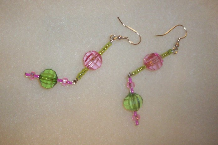 The LOOK AT ME NOW! Earrings