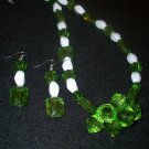 Green & White Set