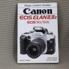 MAGIC LANTERN GUIDE BOOK CANON EOS ELAN II/IIE CAMERAS